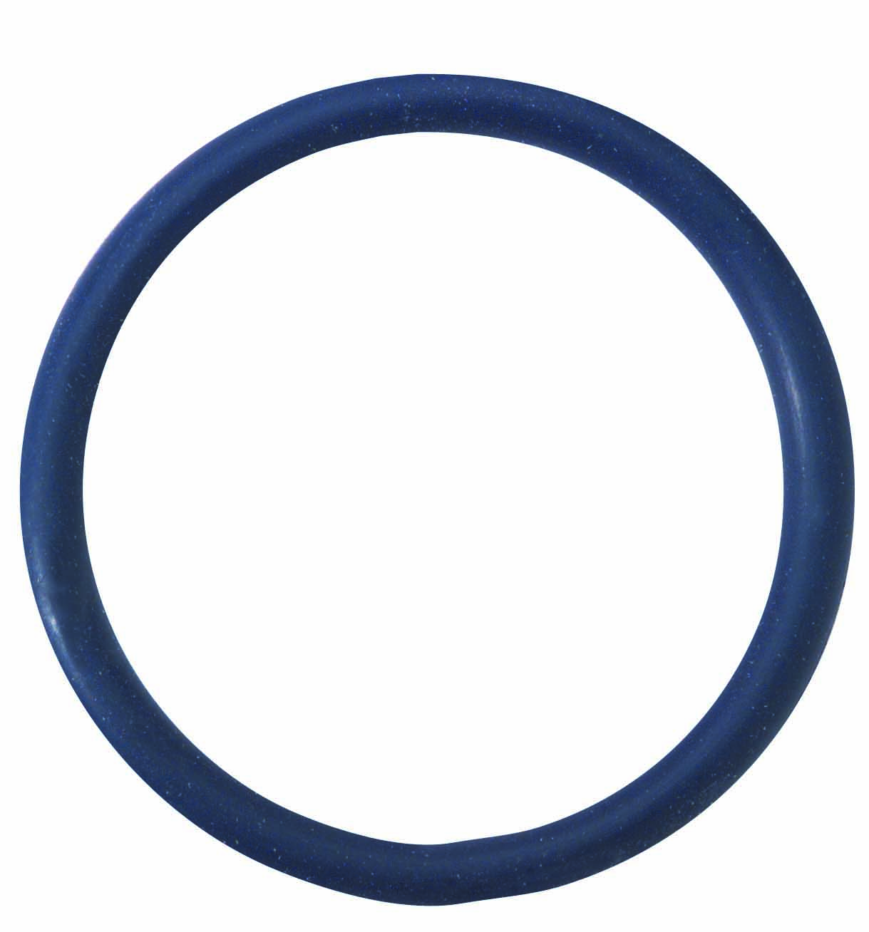 Blue Rubber C Ring - 2 in 5.08 cm
