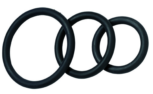 Black Nitrile C Ring Set