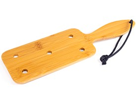 BAMBOO PADDLE-SHORT & WIDE
