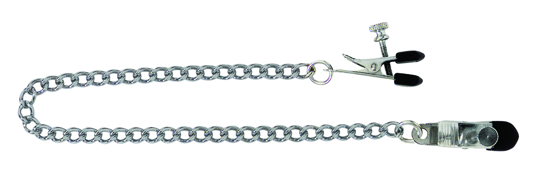Adjustable Broad Tip Clamps - Link Chain