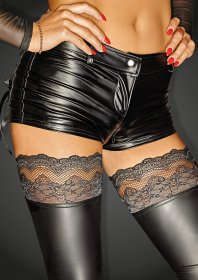 HOT SHORTS WITH 2 WAY ZIPPER