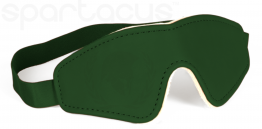 VEGAN BLINDFOLD-GREEN